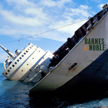 Barnes and Noble = Titanic