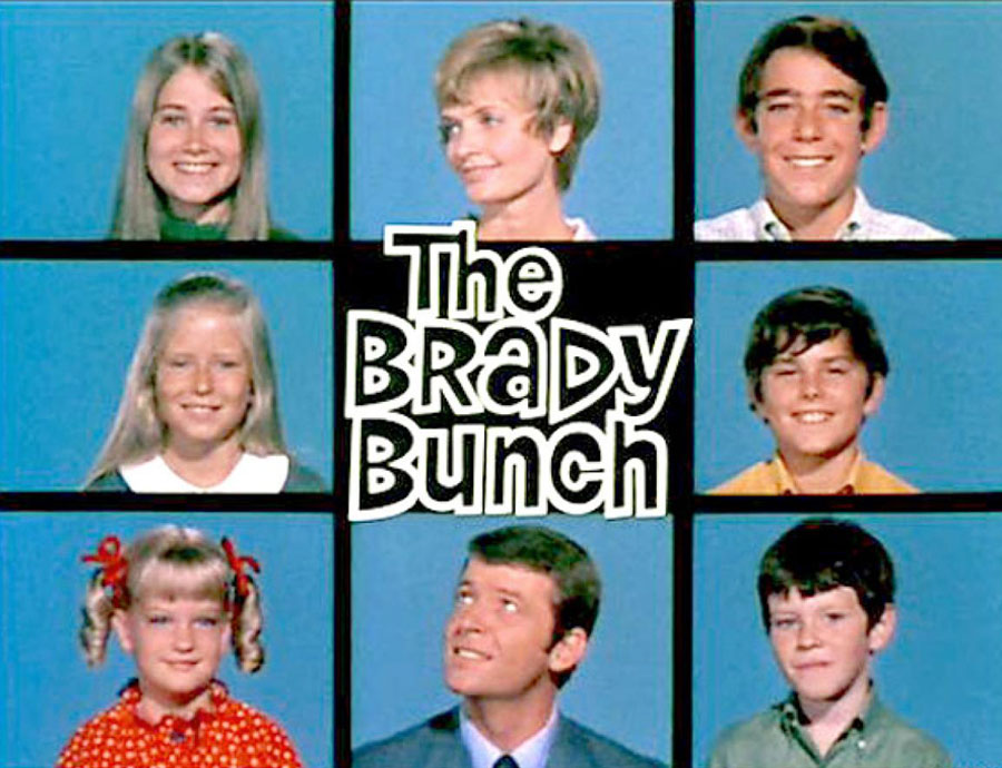 Brady Brunch intro to series 1970 | Caty Callahan