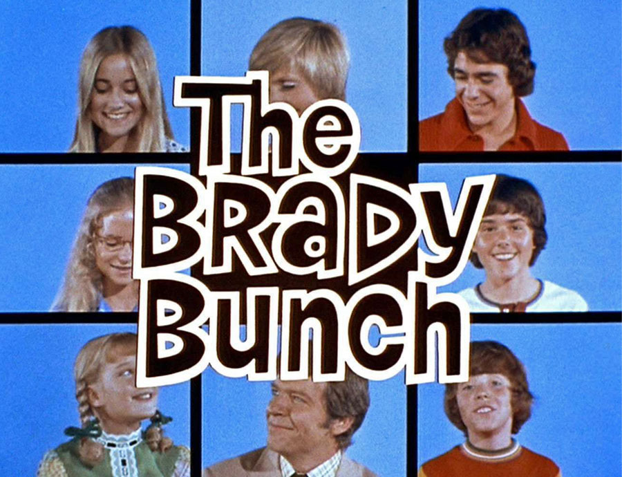 Brady Brunch intro to series 1972 | Caty Callahan