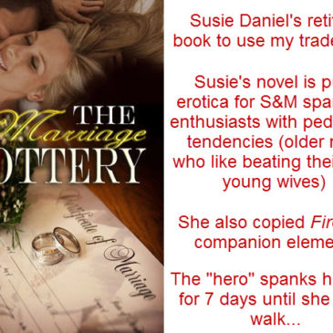 Susie Daniel's Marriage Lottery