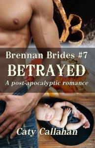 Brennan Brides 7 Betrayal | Caty Callahan